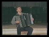 Виктор Баринов (на баяне) - Антонио Вивальди - Зима [360p]