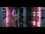 Star Wars Episode 1 - Final Battle - Qui-Gon Jinn & Obi-Wan vs Darth Maul [HD]
